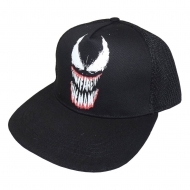 Marvel Comics - Casquette Spider-Man hip hop Venom Face