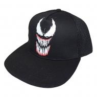 Marvel Comics - Casquette Spider-Man hip hop Venom Face