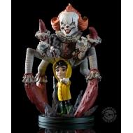 Ça 2017 - Figurine Q-Fig Max Elite Pennywise We All Float 19 cm
