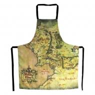 Le Seigneur des Anneaux - Tablier The Middle Earth Map