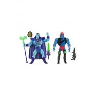 Les Maîtres de l'Univers Origins 2021 - Pack 2 figurines Rise of Evil Exclusive 14 cm