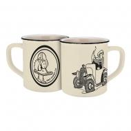 Disney - Mug Donald Duck Donald dans la voiture
