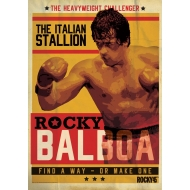 Rocky - Lithographie Rocky 45th Anniversary 42 x 30 cm