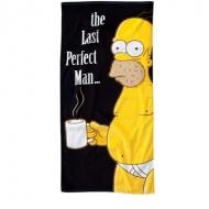 Simpsons - Serviette de bain The Last Perfect Man