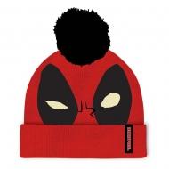 Marvel Comics - Bonnet Deadpool Face