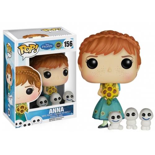 La Reine des neiges - Figurine POP! Anna 10 cm