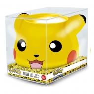 Pokémon - Pokemon mug 3D Pikachu