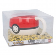 Pokémon - Mug 3D Pokeball