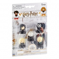 Harry Potter - Pack 5 tampons Wizarding World Set B 4 cm