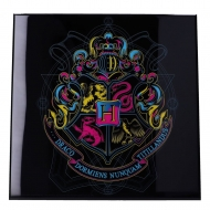 Harry Potter - Décoration murale Crystal Clear Picture Hogwarts Darkness Falls 32 x 32 cm