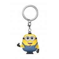 Les Minions II - Porte-clés Pocket POP! Pet Rock Otto 4 cm