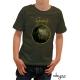 THE HOBBIT - Tshirt Gandalf enfant MC kaki - basic