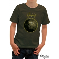 THE HOBBIT - Tshirt Gandalf enfant MC kaki - basic