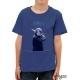 THE HOBBIT - Tshirt Bilbo enfant MC blue basic