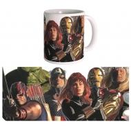 Marvel - Mug The Avengers by Alex Ross