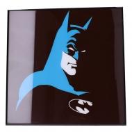 Batman - Décoration murale Crystal Clear Picture DC Vintage 32 x 32 cm