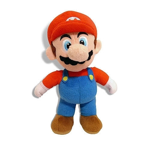 Super Mario - Peluche Mario 30 cm