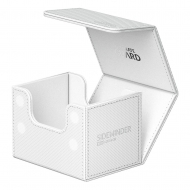 Ultimate Guard - Sidewinder 100+ XenoSkin Monocolor Blanc