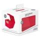 Ultimate Guard - Sidewinder 100+ XenoSkin Monocolor Rouge
