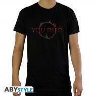 Dark Souls - T-shirt You Died