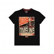 Loki - T-Shirt Timeline Poster