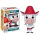 Hanna Barbera - Figurine POP! Quick Draw McGraw 9 cm