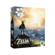 The Legend of Zelda - Puzzle Breath of the Wild (1000 pièces)