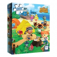 Animal Crossing New Horizons - Puzzle Welcome to Animal Crossing (1000 pièces)