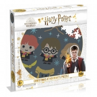 Harry Potter - Puzzle rond Christmas Jumper 3 Christmas at Hogwarts (500 pièces)