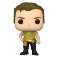 Star Trek : The Original Series - Figurine POP! Kirk (Mirror Mirror Outfit) 9 cm