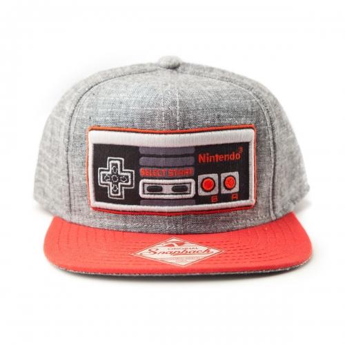 Nintendo - Casquette hip hop Controller