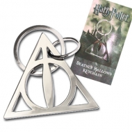 Harry Potter - Porte-clés métal Deathly Hallows 5 cm