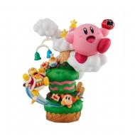 Kirby - Statuette Kirby Super Star Gourmet Race 18 cm