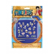 One Piece - Pack aimants Chibi