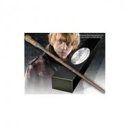 Harry Potter - Réplique baguette de Ron Weasley (édition personnage)