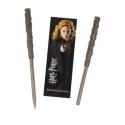 Harry Potter - Set stylo à bille et marque-page Hermione