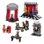 Five Nights at Freddy's - Jeu de construction Large Deluxe Concert Stage