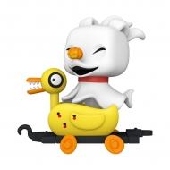 L'étrange Noël de Mr. Jack - Figurine POP! Train Cart Vinyl figurine Zero in Duck Cart 9 cm