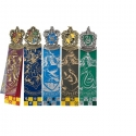 Harry Potter - Pack 5 marque-pages Crest