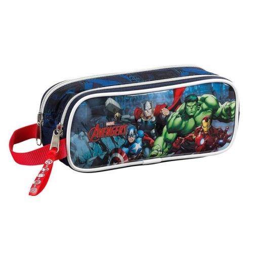 Avengers - Trousse double compartiments 21cm