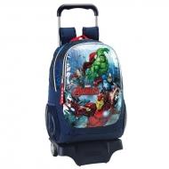 Avengers - Sac à dos 33 avec trolley