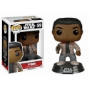 Star Wars Episode VII - Figurine POP! Vinyl Bobble Head Finn 10 cm