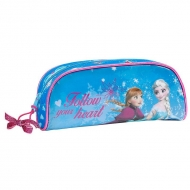 La Reine des neiges - Trousse simple compartiment 23cm