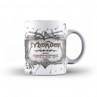 Le Seigneur des Anneaux - Mug Map of Mordor