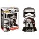 Star Wars Episode VII - Figurine POP! Vinyl Bobble Head Captain Phasma 10 cm