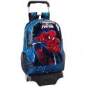 Spiderman - Sac à dos 33cm avec son trolley