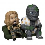 Avengers : Endgame - Figurine Mini Egg Attack Bro Thor & Korg Game Time heo EMEA Exclusive 8 cm