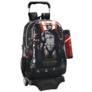 Star Wars - Sac à dos 33cm avec son trolley