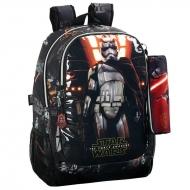 Star Wars - Sac à dos 32cm avec trousse