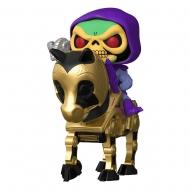 Les Maîtres de l'Univers - Figurine POP! Skeletor w/Night Stalker 18 cm